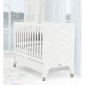 Кровать Micuna Mare Relax 120*60 white набор простыней micuna harmony single и harmony plus 120 60 2шт тх 1759 white pink
