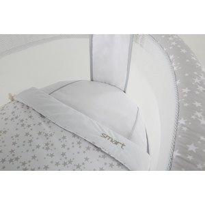 Постельное белье Micuna SMART сменное 3пр. TX-1482 Stars сменное постельное белье italbaby крем горошек 020 1005 003