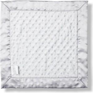 Комфортер платочек обнимашка SwaddleDesigns Baby Lovie SwaddleDesigns плюшевая нежность WH w/Sterling (SD-010ST)