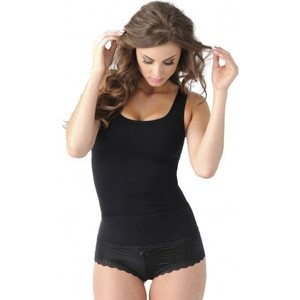 Майка утягивающая Belly Bandit Mother Tucker Scoop Neck Black M (46-48) (898997002967)