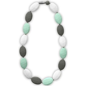 Слингобусы из силикона Itzy Ritzy Pebble Mint (PEBNECK9202) tilly mint tales