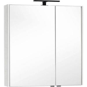 Зеркало Aquanet Тулон 85 белый (182723) цена