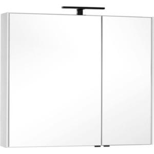 Зеркало Aquanet Тулон 100 белый (183393)