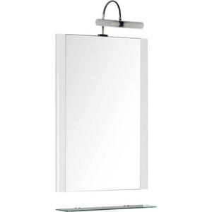 Зеркало Aquanet Асти 55 белый (178271)  - купить со скидкой