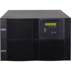ИБП PowerCom VRT-10K ибп powercom vgs 10k 9000w черный