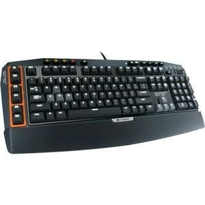 Игровая клавиатура Logitech G710+ (920-005707) logitech g105 920 005056