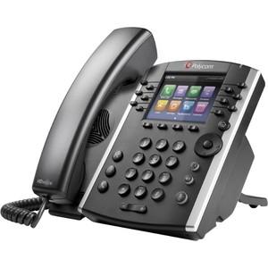 IP телефон Polycom VVX 400 (2200-46157-114)