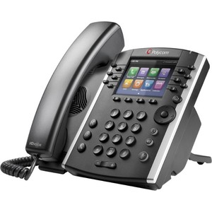 IP телефон Polycom VVX 410 (2200-46162-114)