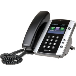 IP телефон Polycom VVX 500 (2200-44500-114)