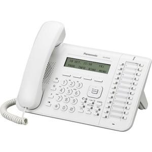 IP телефон Panasonic KX-NT543RU телефон panasonic kx ts2350rut титан