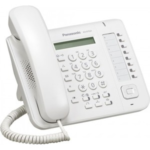 IP телефон Panasonic KX-DT521RU телефон ip panasonic kx nt543ru белый