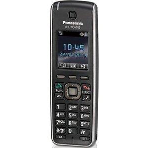 Доп. трубка Panasonic KX-TCA185RU атс panasonic kx tem824ru аналоговая 6 внешних и 16 внутренних линий предельная ёмкость 8 внешних и 24 внутренних линий