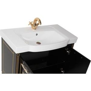 Раковина Aquanet Домино 90 с обрамлением (185340) раковина aquanet калипсо 60 с обрамлением 185476
