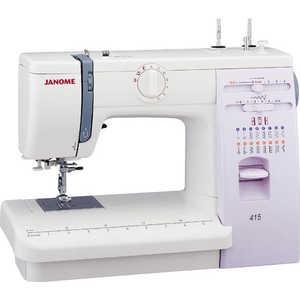 Швейная машина Janome 415 швейная машина janome 415 415