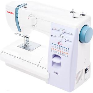 Швейная машина Janome 419S швейная машинка janome sew mini deluxe