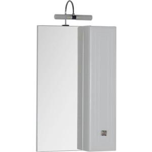 Шкаф-зеркало Aquanet Стайл 55 белый (181511)