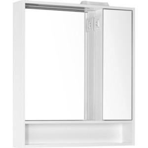 Шкаф-зеркало Aquanet Коста 76 белый (188405)