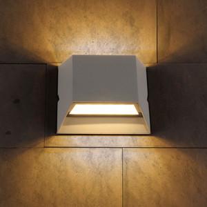Уличный настенный светодиодный светильник Elektrostandard 4690389086076