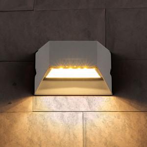 Уличный настенный светодиодный светильник Elektrostandard 4690389086090