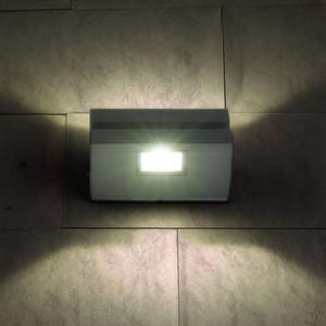 Уличный настенный светодиодный светильник Elektrostandart 4690389086151