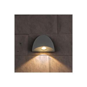 Уличный настенный светодиодный светильник Elektrostandard 4690389086083