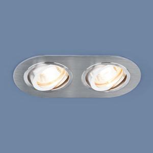 Точечный светильник Elektrostandard 4690389095504  точечный светильник elektrostandard 863a ss сатин серебро