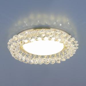 Точечный светильник Elektrostandard 4690389075674 точечный светильник elektrostandard 4690389081859