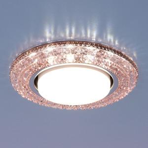 Точечный светильник с двойной подсветкой Elektrostandard 4690389083303 точечный светильник с двойной подсветкой elektrostandard 4690389060618