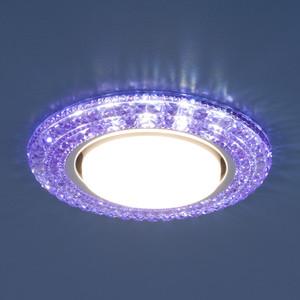Точечный светильник с двойной подсветкой Elektrostandard 4690389083310