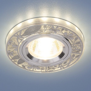 Точечный светильник Elektrostandard 4690389066450  точечный светильник elektrostandard 863a ss сатин серебро