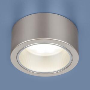 Точечный светильник Elektrostandard 4690389087547 elektrostandard накладной точечный светильник elektrostandard 1070 gx53 gd шампань 4690389087547