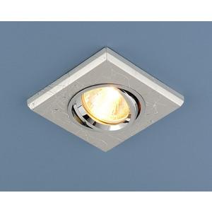 Точечный светильник Elektrostandard 4690389060991  точечный светильник elektrostandard 863a ss сатин серебро