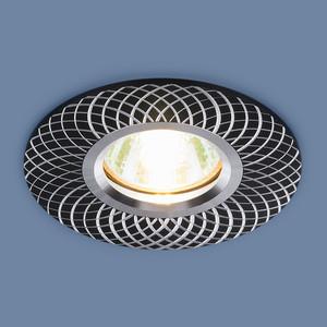 Точечный светильник Elektrostandard 4690389066436 elektrostandard алюминиевый точечный светильник elektrostandard 2006 mr16 bk черный 4690389066436