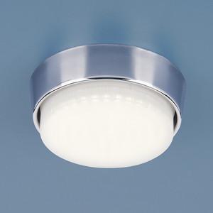 Точечный светильник Elektrostandard 4690389071546 накладной светильник elektrostandard 1037 gx53 сн хром 4690389071546