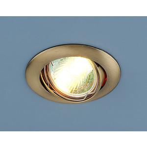 Точечный светильник Elektrostandart 4607138144475