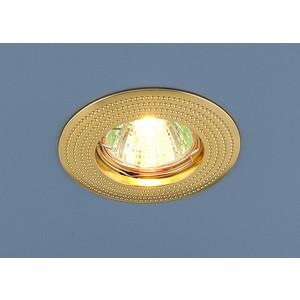 Точечный светильник Elektrostandard 4690389011016