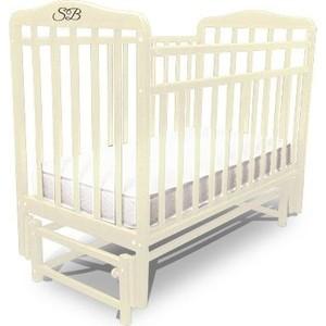 Кроватка Sweet Baby Flavio Cammello (Бежевый) (382002)