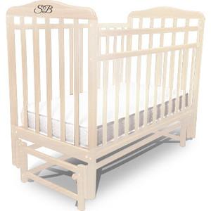 Кроватка Sweet Baby Flavio Nuvola Bianca (Белое облако) (382003) бампер 2190 гранта пер белое облако