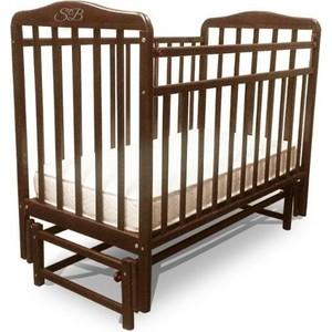 Кроватка Sweet Baby Flavio Wenge (Венге) (382005) sweet baby наматрасник непромокаемый sb k013