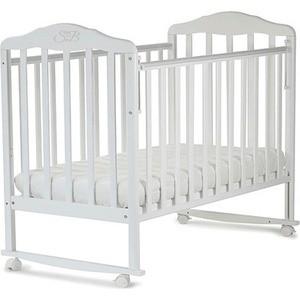 Кроватка Sweet Baby Lorenzo Bianco (Белый) (378152)