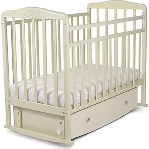 Кроватка Sweet Baby Luciano Cammello (Бежевый) (378143)