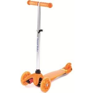 Самокат 3-х колесный Sweet Baby Triplex Light Up Orange (378471)
