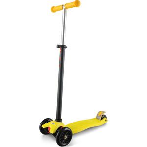 Самокат 4-х колесный Sweet Baby Triplex Maxi Yellow (378478)