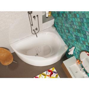 Акриловая ванна Alpen Dallas 160 R (комплект)