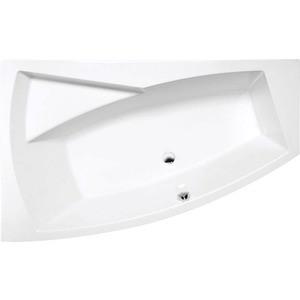 Акриловая ванна Alpen Evia 160x100 L, левая (комплект)