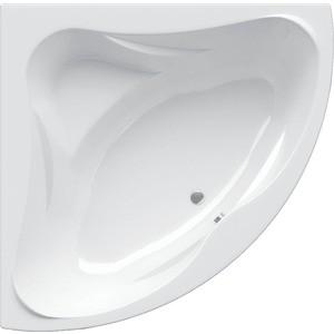 Акриловая ванна Alpen Rumina 140x140 (комплект) акриловая ванна alpen rumina 135x135 комплект