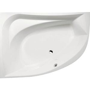 Акриловая ванна Alpen Tanya 160x120 L, левая (комплект) акриловая ванна triton изабель левая