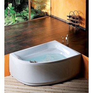 Акриловая ванна Alpen Tanya 160x120 R, правая (комплект) акриловая ванна triton бэлла правая