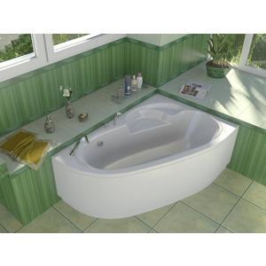 Акриловая ванна Alpen Terra R 160x105, правая (комплект) акриловая ванна alpen dallas 160 r правая комплект