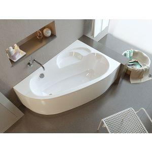 Акриловая ванна Alpen Terra R 170x110, правая (комплект) акриловая ванна alpen dallas 160 r правая комплект